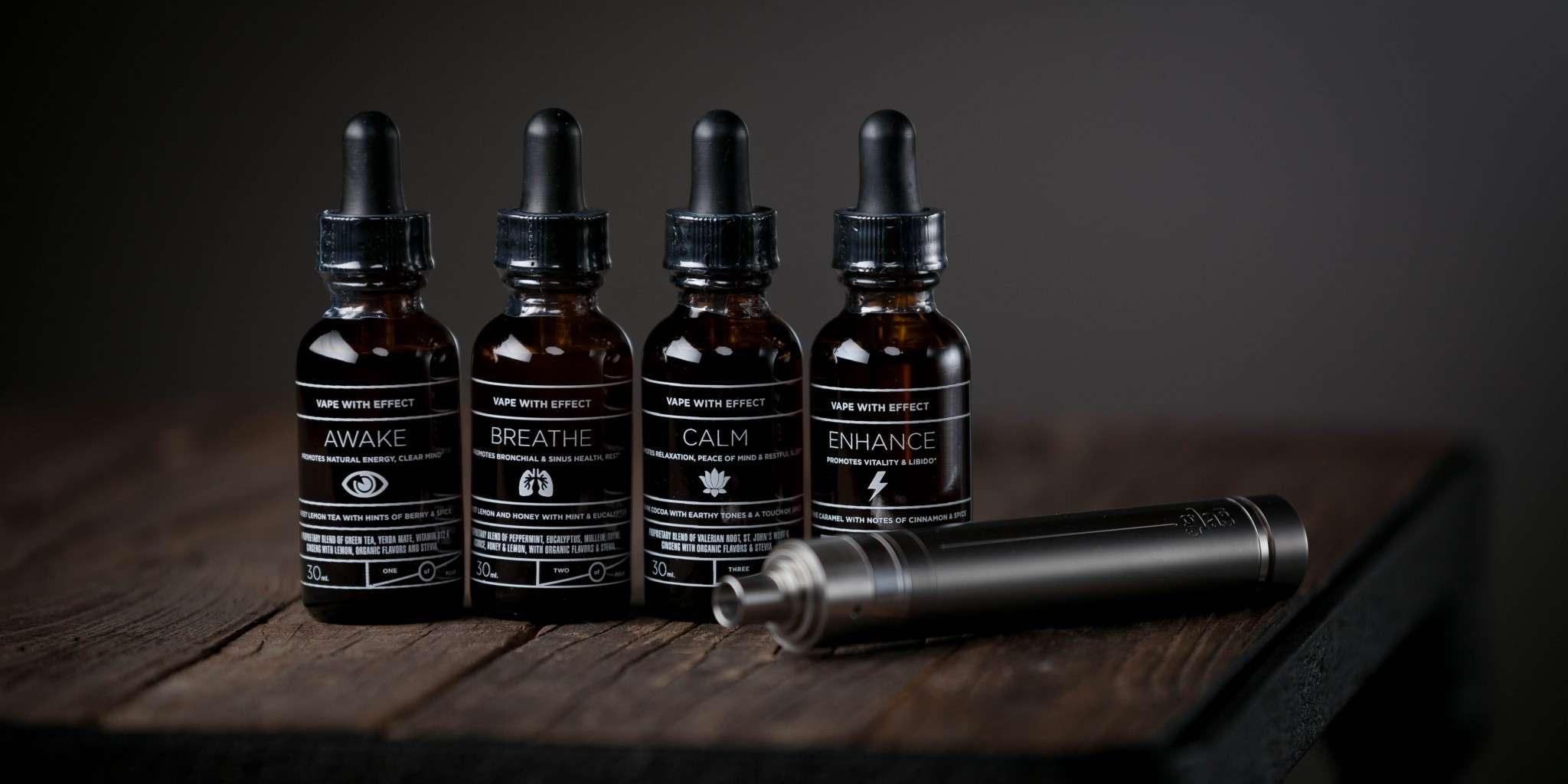 Elixir vape liquid