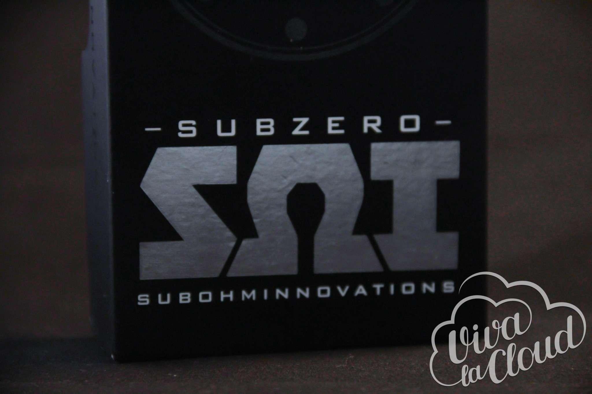 Subzero SUB OHM INNOVATION