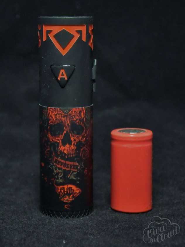 ATOM Vapes Assasin & Revolver Kit