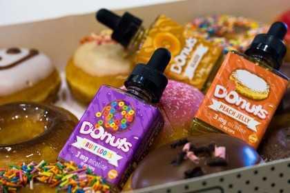 Donuts жидкость