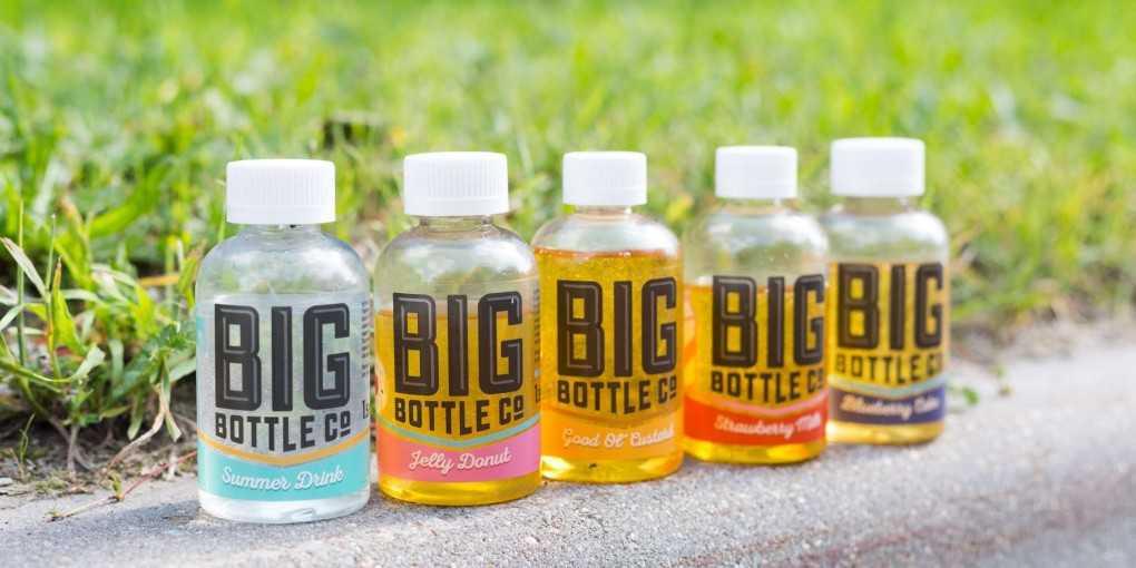 Так выглядит оригинальная жидкость Big Bottle