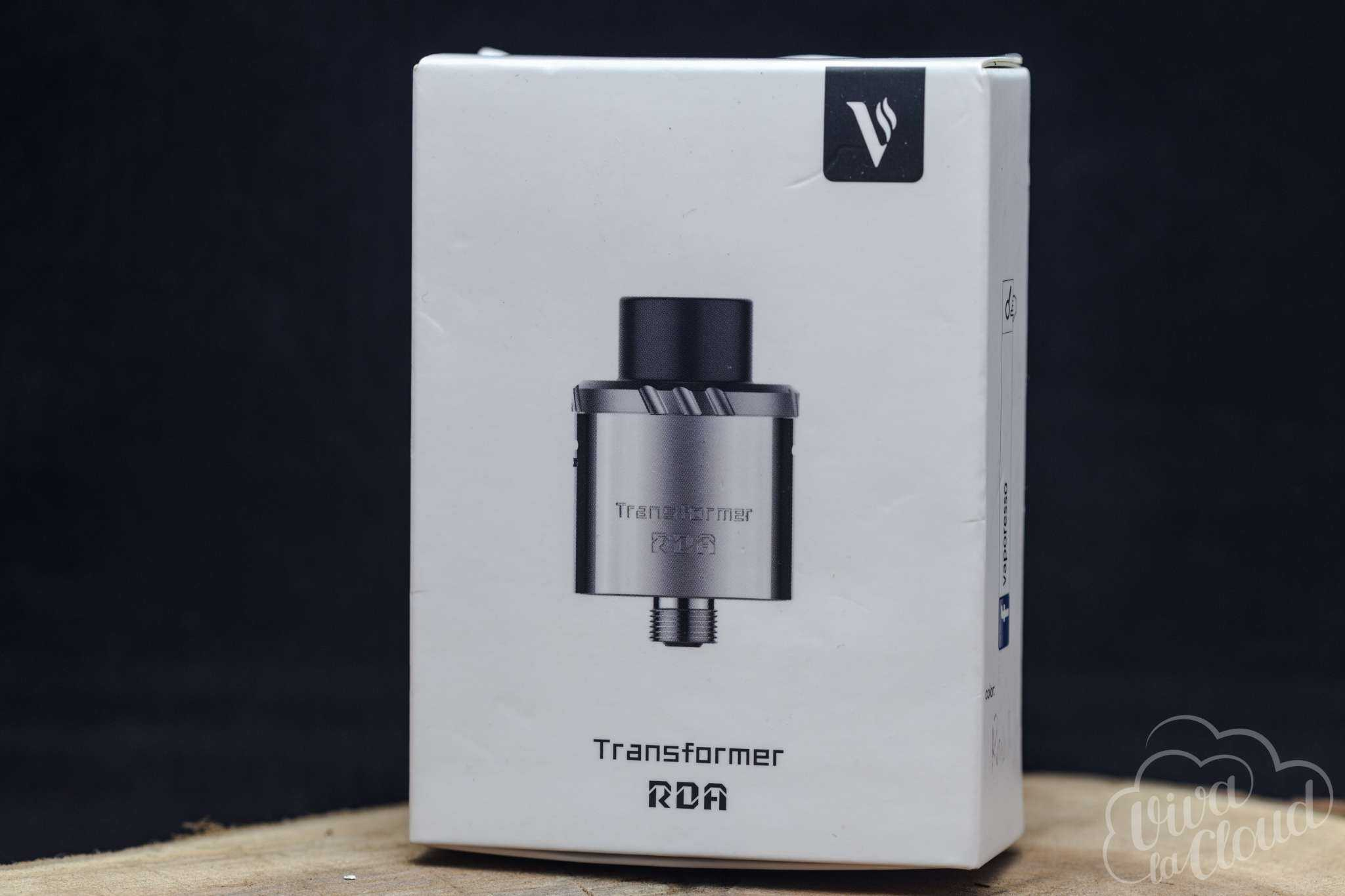 Transformer RDA