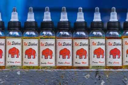 red elephant жидкость