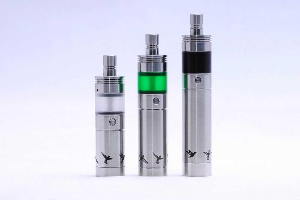 Слева-направо: «Колибри» на аккумуляторы 18350, 18500, 18650. Фото —amerpoint.com