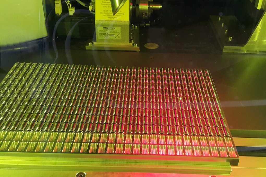 Лазерная гравировка «Кайфунов». Фото — Сергей Новиков