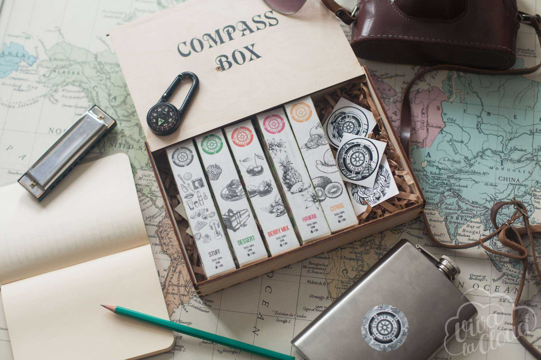 compass eliquid