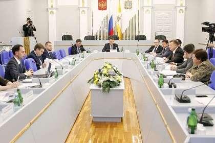 Заседании местного думского комитета по. Фото — dumask.ru