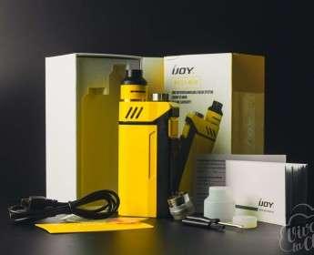 IJOY RDTA BOX