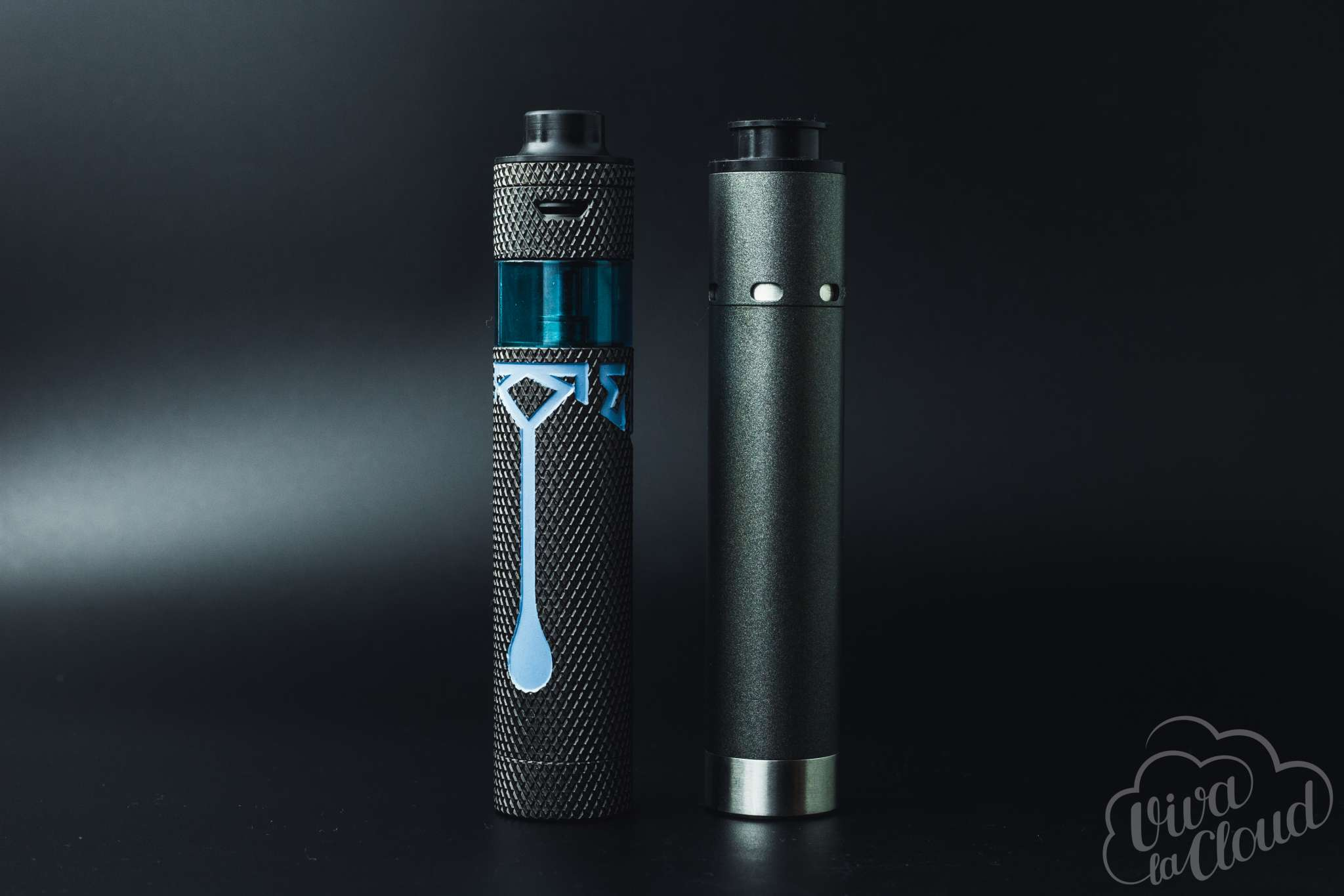 ATOM VAPES REVOLVER RELOADED