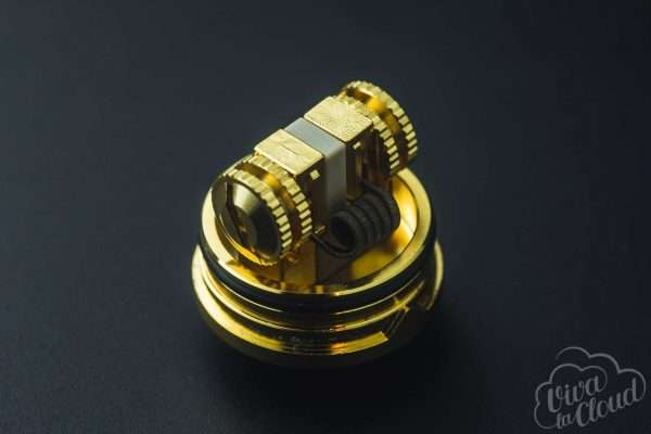 STEEL VAPE COMPASS RDA