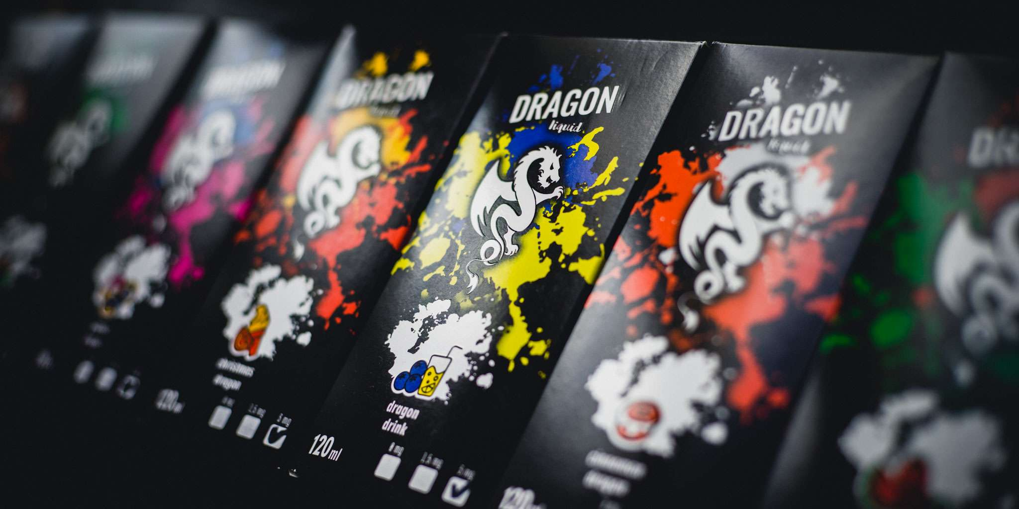 DRAGON LIQUID