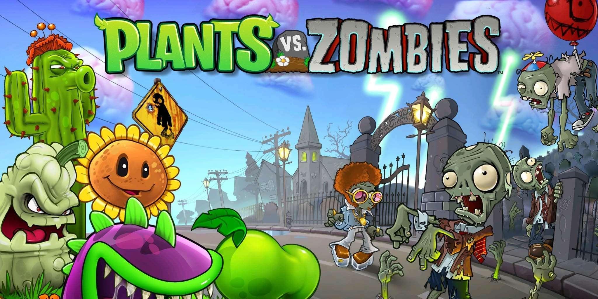 Создателя Plants vsZombie сократили закритикуEA