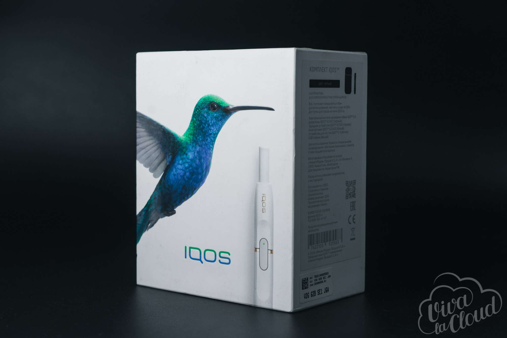 колибри iqos