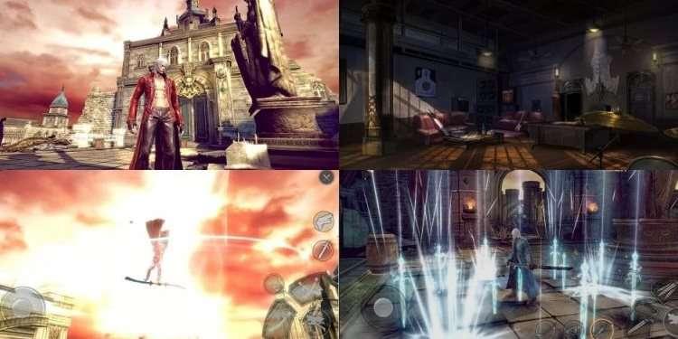 Неведомая китайская студия разрабатывает action RPG помотивам Devil May Cry