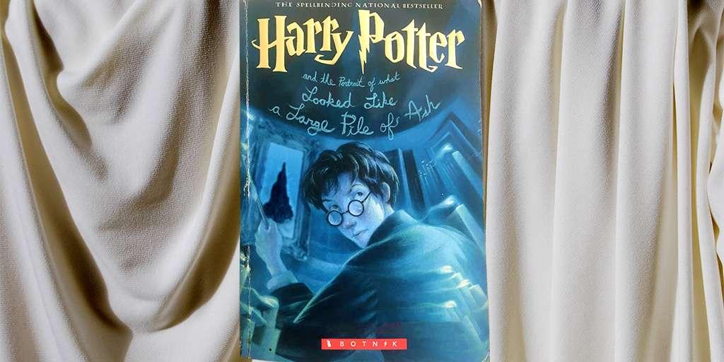 Нейросеть начала работу над новоиспеченной книжкой оГарри Поттере