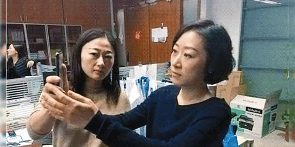 Китайская компания Leagoo показала бюджетного конкурента iPhone X