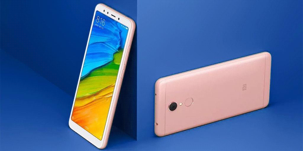 Xiaomi показала мобильные телефоны Redmi 5 иRedmi 5 Plus