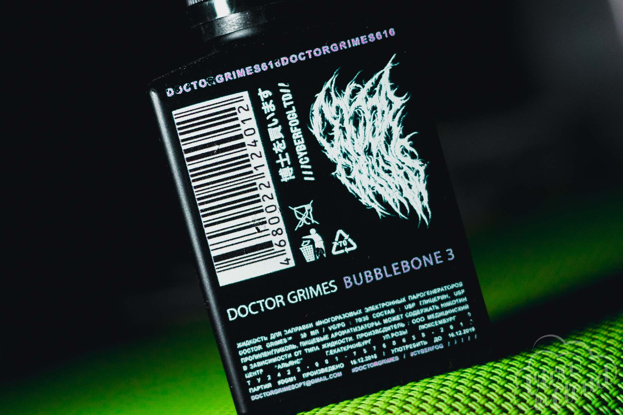 DOCTOR GRIMES
