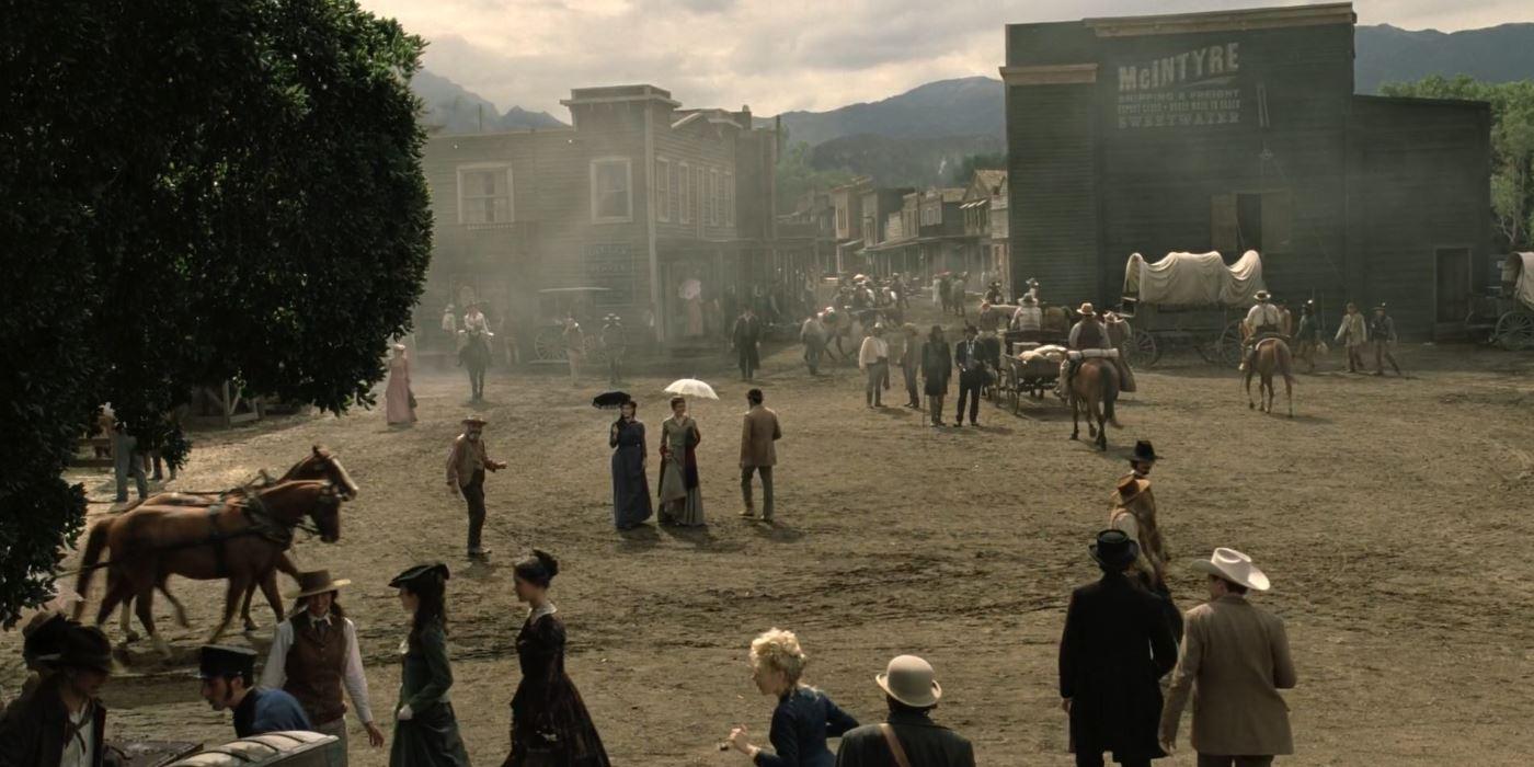 HBO воссоздаст обстановку изсериала «Мир Дикого Запада» наежегодном фестивале SXSW