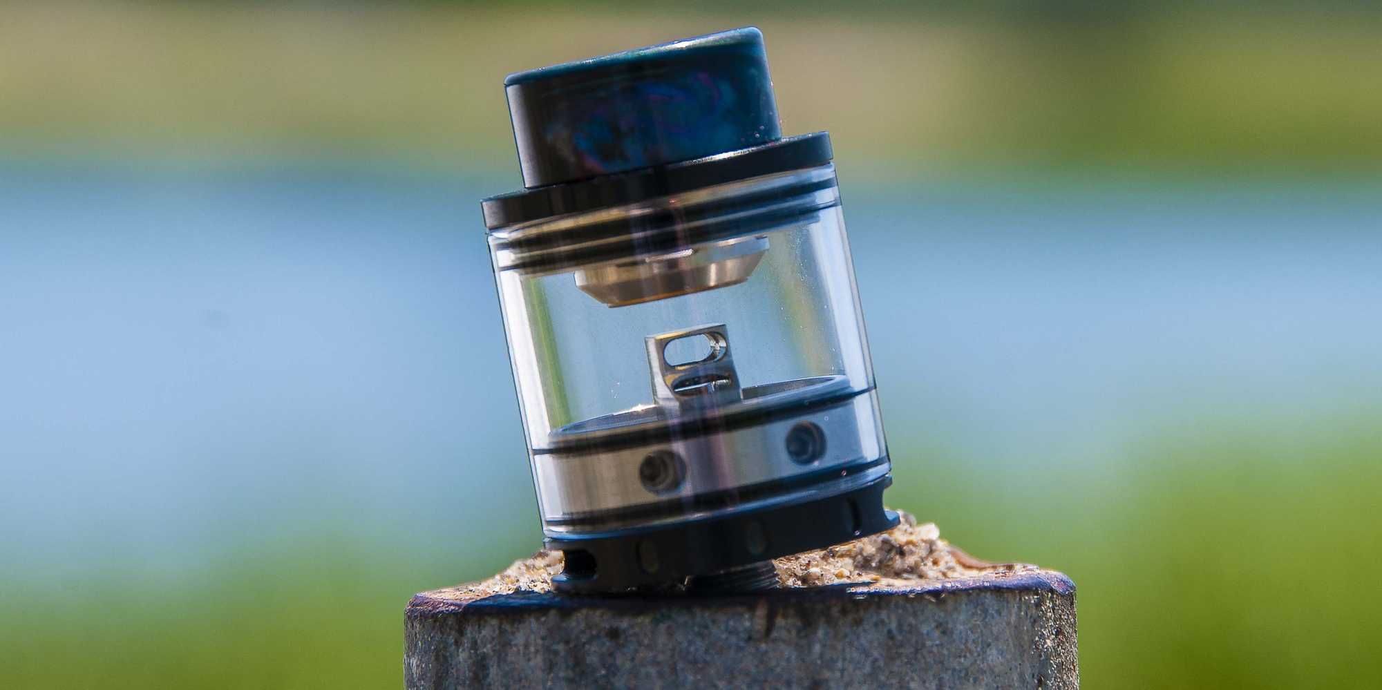 Stargate RDA by Tobeco - Stargate Rebuildable Dripping