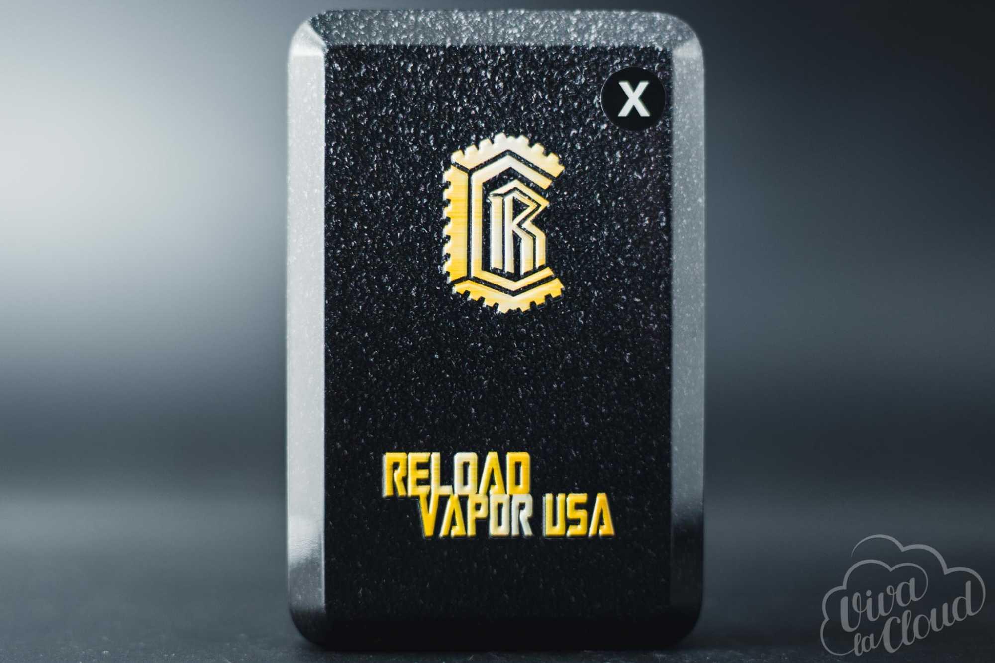 Коробка Reload X RDA