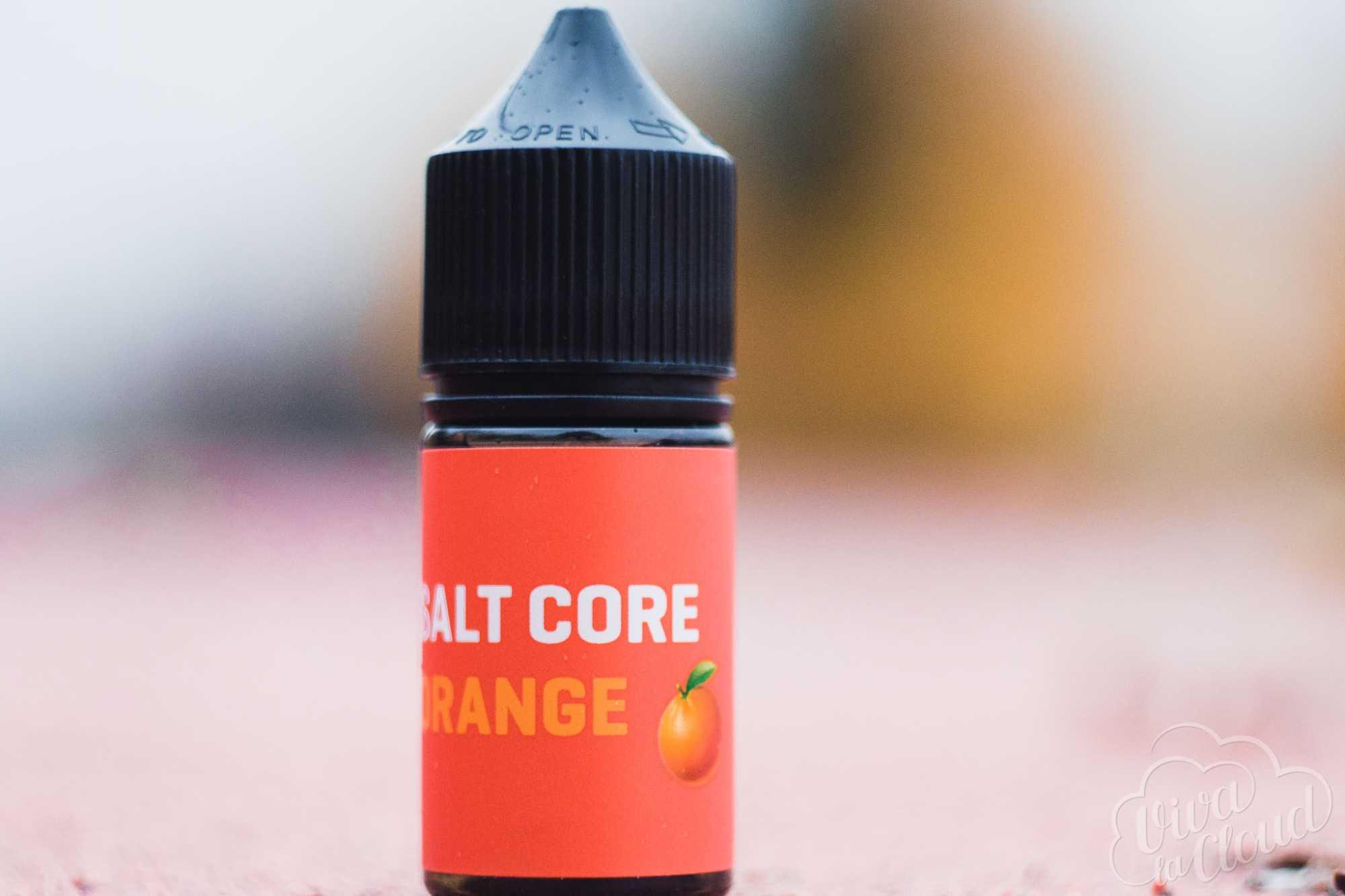 salt core eliquid