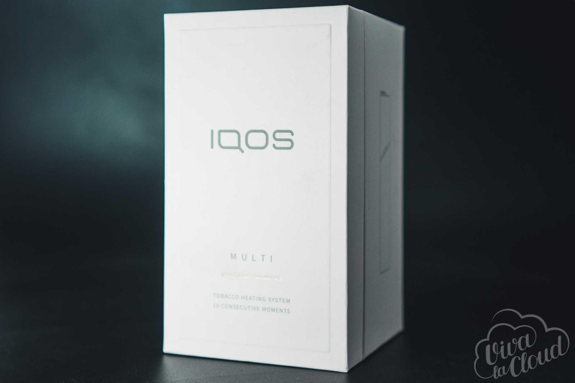 Коробка Iqos 3 Multi