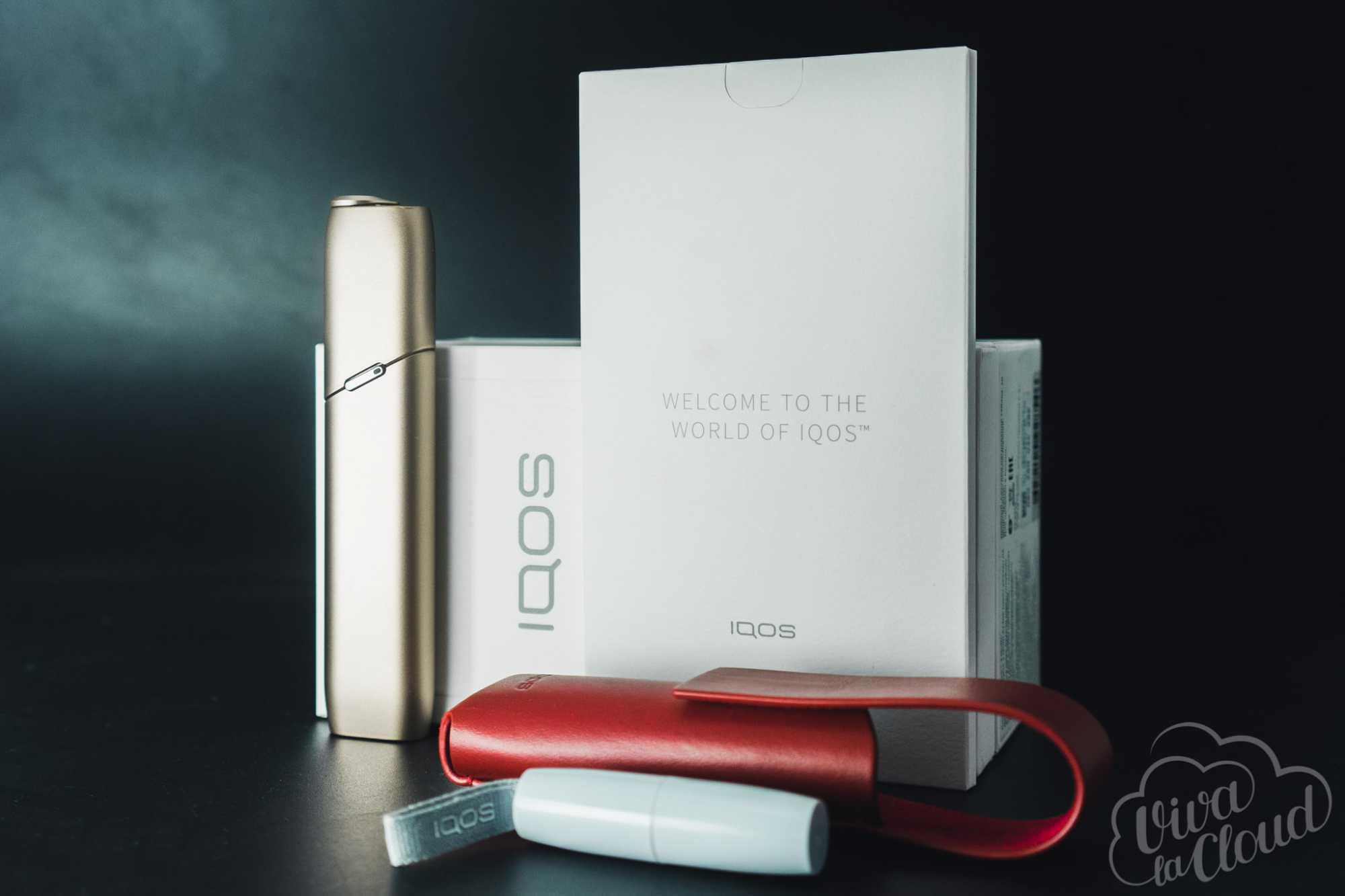 Iqos 3 Multi и всякие аксессуары к нему