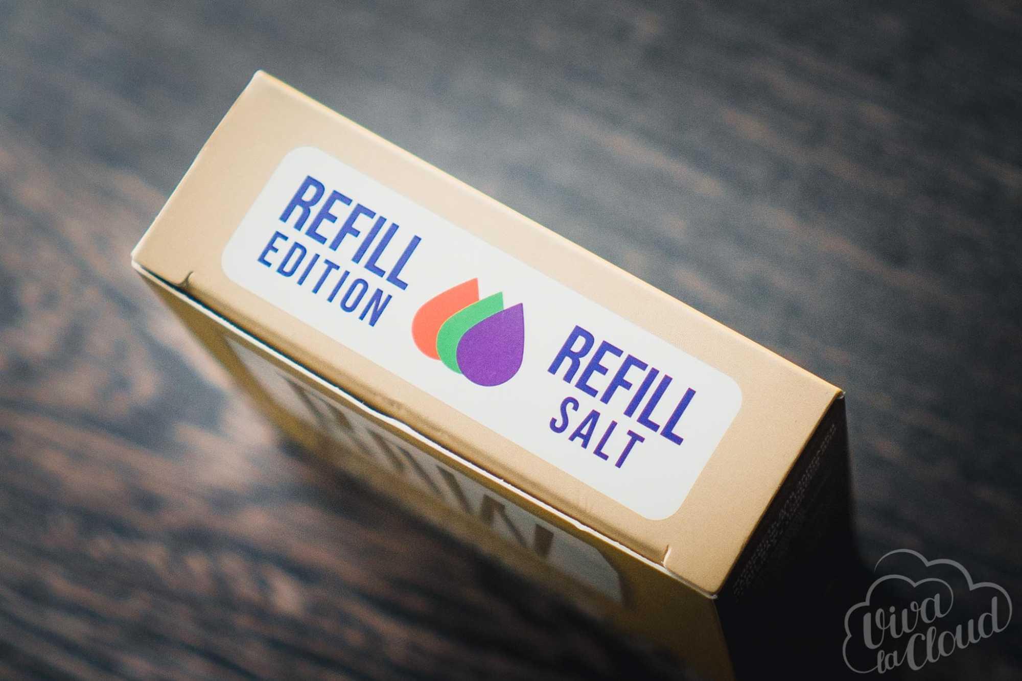 refill salt