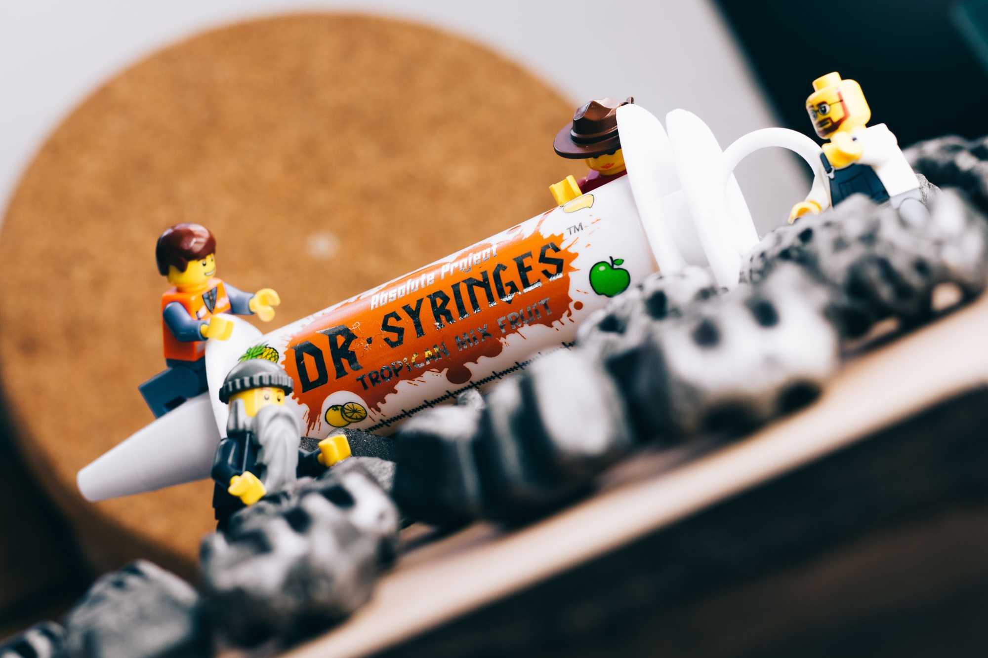dr syringes