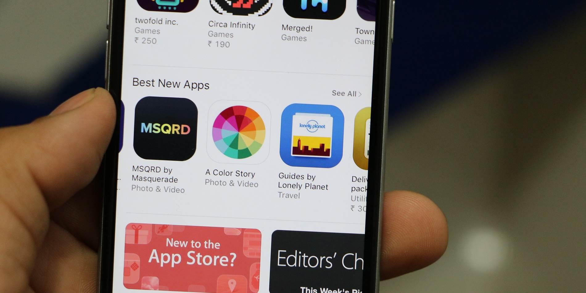 Apple запретила вейп-приложения изачистила отних App Store